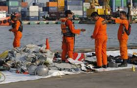 189 lives lost after an Indonesian plane crashes into the sea