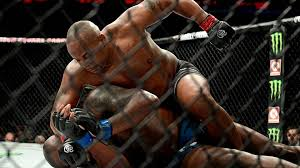 Heavyweight showdown between Daniel Cormier and Derrick Lewis
