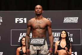 Israel Adesanya breaks through the UFC scene