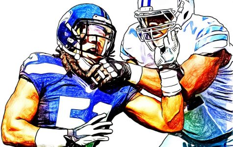 Wild Card Game Cowboys vs Seahawks