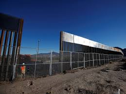 Are Mexicans treated differently when they return to Mexico since the start of construction on the wall?