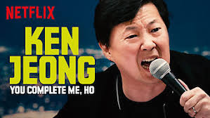 Ken Jeong discusses life before fame in his new comedy special You Complete Me Ho