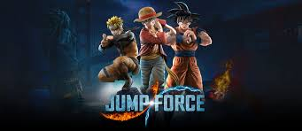 Jump Force incorporates characters from different animes