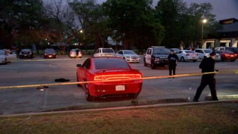 Two-year-old boy is left in critical condition after being shot