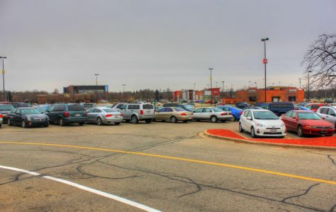 Students and teachers should share parking lots