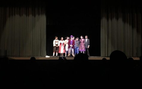 Grant Elementary's Willy Wonka Jr. play is loved and admired by parents and teachers