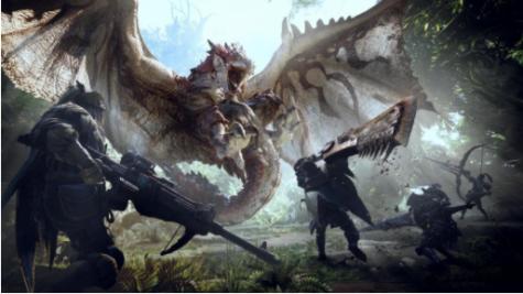 """""""Monster Hunter World"""" Game Review"""