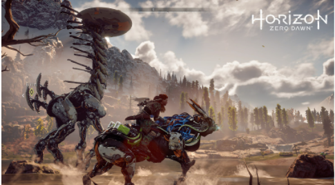 Horizon: Zero Dawn Game Review