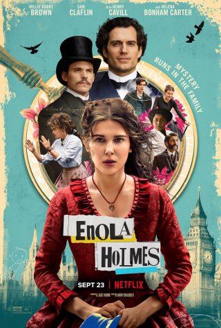 Movie Review – Enola Holmes