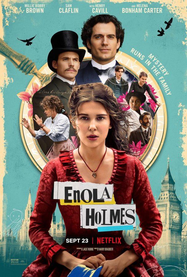 Movie Review - Enola Holmes
