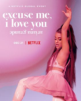 Ariana Grande Getting Documentary On Netflix