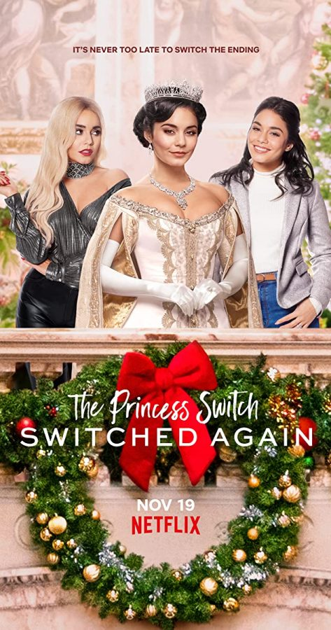 Movie Review - The Princess Switch : Switched Again
