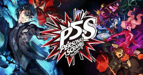 Game Review – Persona 5 Scramble