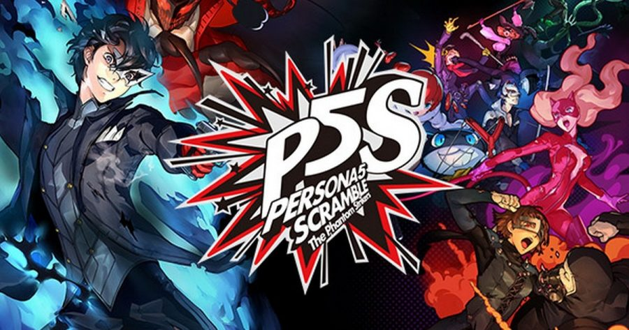 Game Review - Persona 5 Scramble