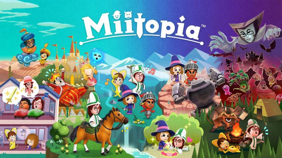 Miitopia Announced For The Nintendo Switch