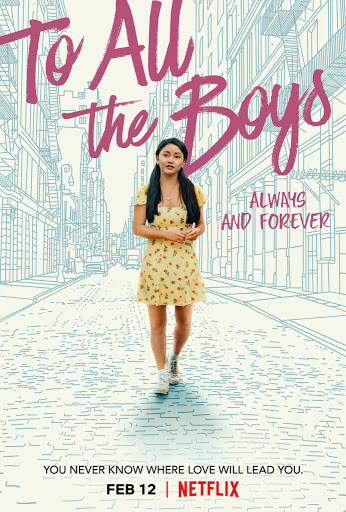 Movie Review - To All The Boys : Always and Forever