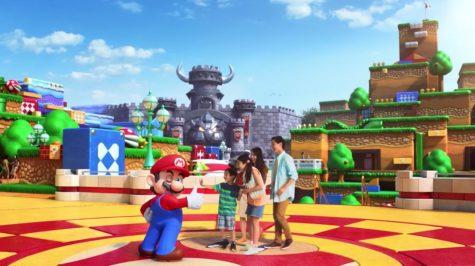 Orlando's Super Nintendo World Delayed