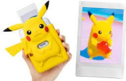 New Pokémon Snap Printer for Players Snapshots!