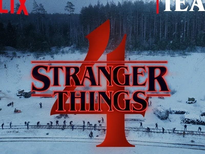 New Stranger Things Teaser Trailer
