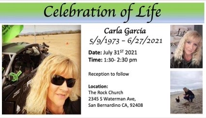 Memorial service to be held for beloved CHS teacher Carla Garcia