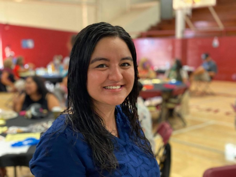 Once a CHS student, Ms. Cinthia Rivera is now one of our excellent Spanish teachers.