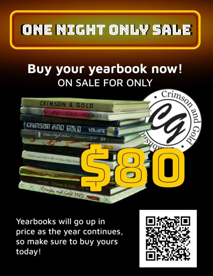 Yearbook offering limited time deal for Back-to-School Night