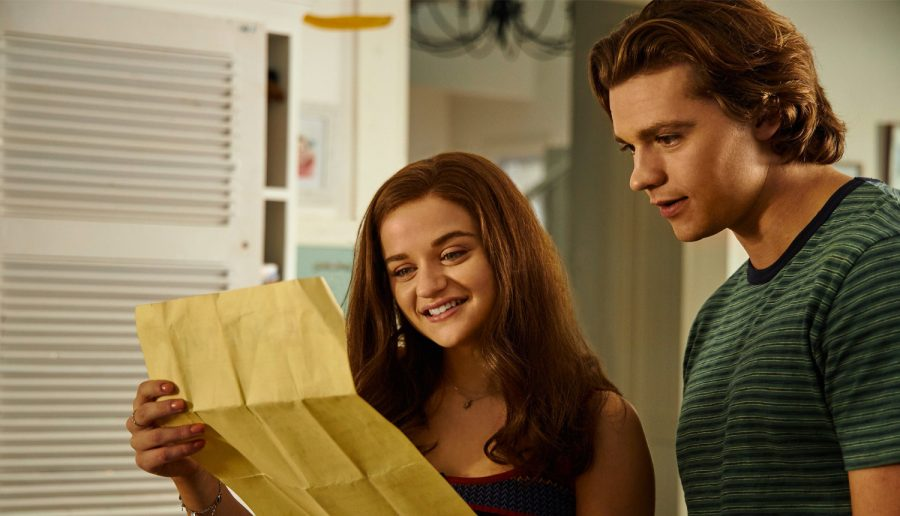 Joey+King+and+Joel+Courtney+star+in+The+Kissing+Booth+3%2C+an+awful+sequel+in+a+franchise+that+has+run+out+of+steam.+%28Image+courtesy+of+Netflix%29