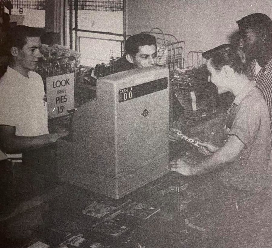 The Student Store was long a place for students to purchase a variety of supplies.