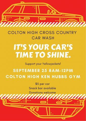 Cross-Country to host car wash event on Sept. 25
