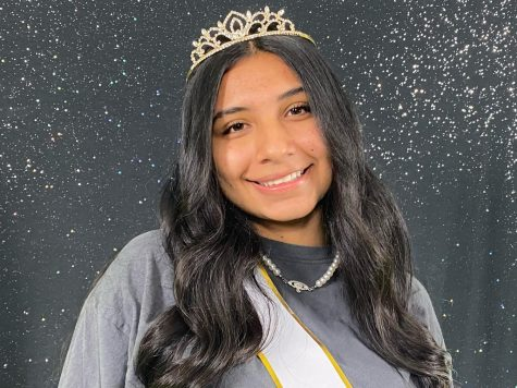 Dannya Diazs feisty, independent spirit fits perfectly on this years Homecoming Court.
