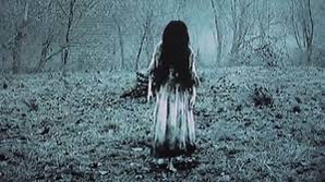 In The Ring, the spirit of a vengeful girl named Samara haunts a videotape whose viewers receive a call giving them seven days to live.