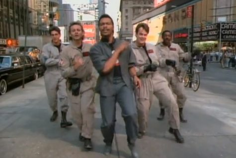 Ray Parker Jr.s Ghostbusters is a Halloween classic; now it has been reimagined for children by duo Andrew & Polly.