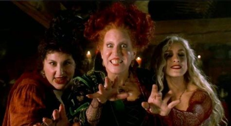 Hocus Pocus (1993) uses the real history of the Salem Witch Trials as inspiration for its zany comical horror tale of three witches who are brought back from the dead and try to achieve immortality by stealing the souls of children.