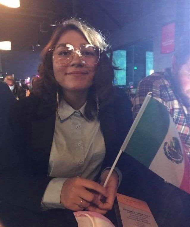 Vivian Arydni Guevara is running for Junior Homecoming Princess.