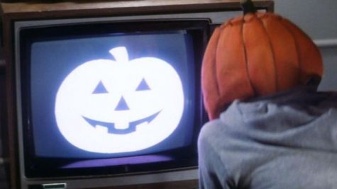 Poor Buddy Kupfer, Jr. gets more than he bargained for when he dons a Silver Shamrock mask in Halloween III: Season of the Witch.